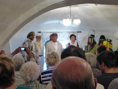 Vystoupení Spolku divadelních ochotníků TYL Netolice