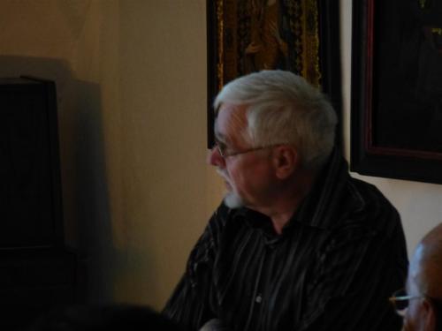 Přednášející Petr Hošťálek