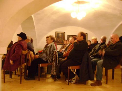 17. 2. 2014 Přednáška MAS Blanský les - Netolicko - VESNICE A JEJÍ TRADICE