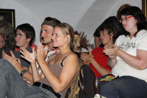 20.7. a 26.7.2011 Přednášky Letní archeologické školy na hradišti sv. Ján