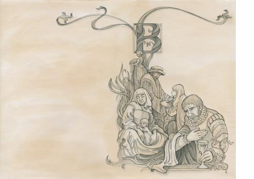 Představení knihy E. Marie Zitkové Báby vnepaměti