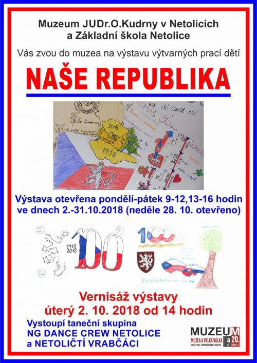 2. 10. 2018 NAŠE REPUBLIKA