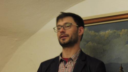 16. 1. 2019 Dr. Radek Hanus,Ph.D. -  O VLTAVÍNECH