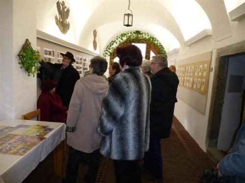 1. 4. - 25. 4. 2015 Výstava 20 let jižních Čech pohádkových, 18. ročník turistická pohlednice ČR