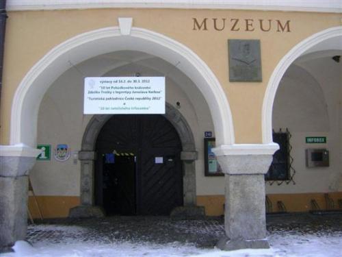 muzeum otevírá své dveře