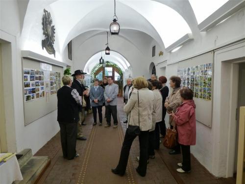 8. 4. - 25. 4. 2014 Výstava TURISTICKÁ POHLEDNICE ČR