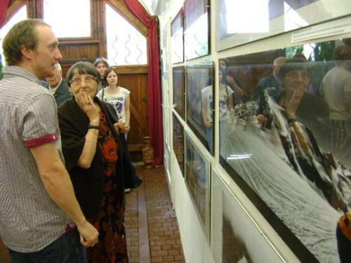 3.6. 2012 Výstava fotografická - Ondřej Svoboda - FOTOGRAFIE Z CEST