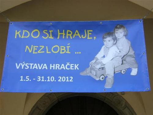 1.5.2012 Slavnostní otevření muzea a zahájení výstav